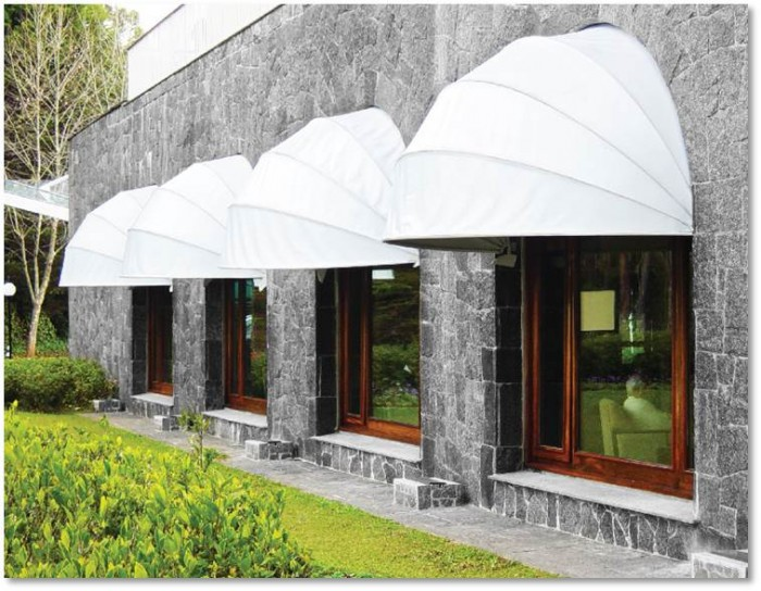 Fischer persianas - Modelos de toldos para patios ...